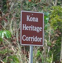 Kona Heritage Corridor
