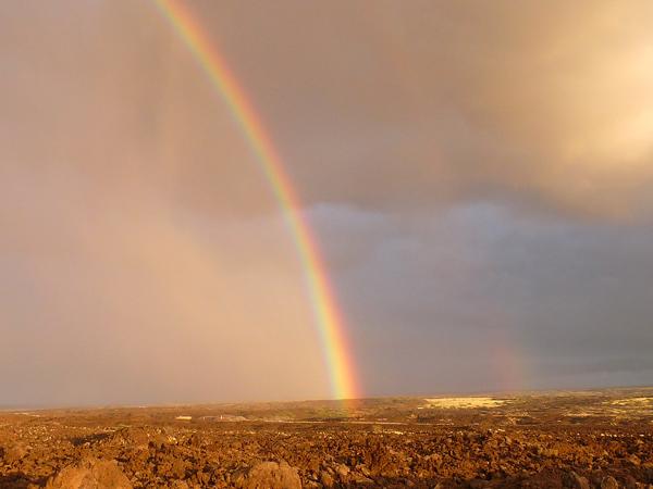 Waikoloa rainbow