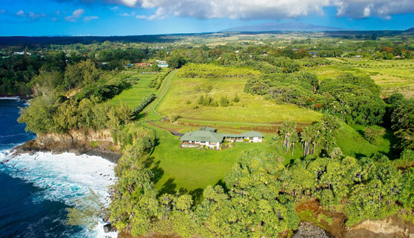 Luxury Portfolio Upscale And Off Grid On Hawaii S Hamakua