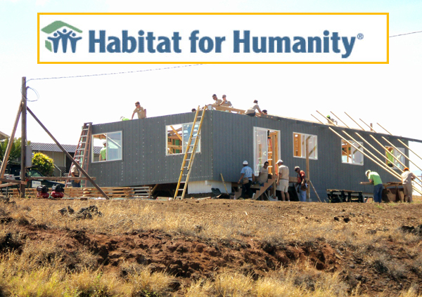 Clark Realty Community Fund Supporting Habitat For