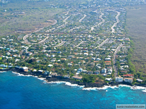 Homes for sale in Keauhou View Estates, North Kona